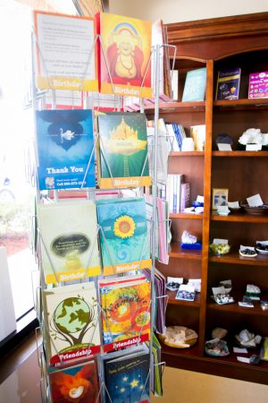 Fort Myers metaphysical store.