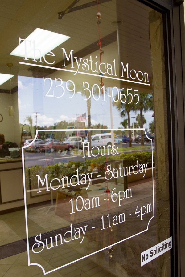 Metaphysical Store Bonita Springs.