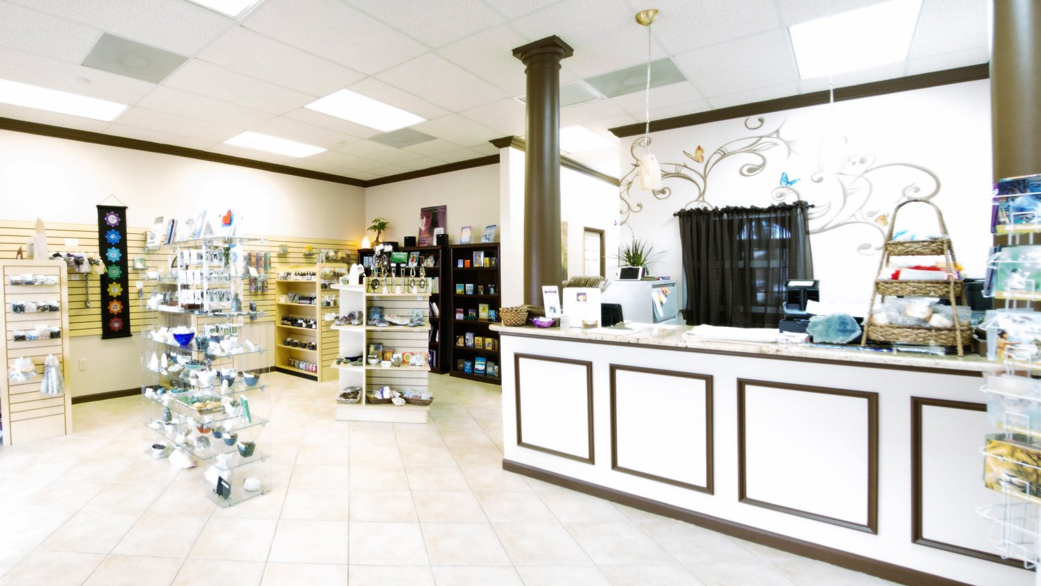 Bonita Springs metaphysical store.